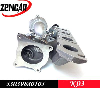 Electric turbo K03 06F145701D