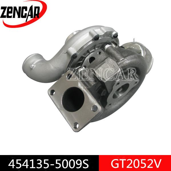 Audi A8 turbo GT2056V 454135-5009S