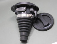 Type 2 car side socket