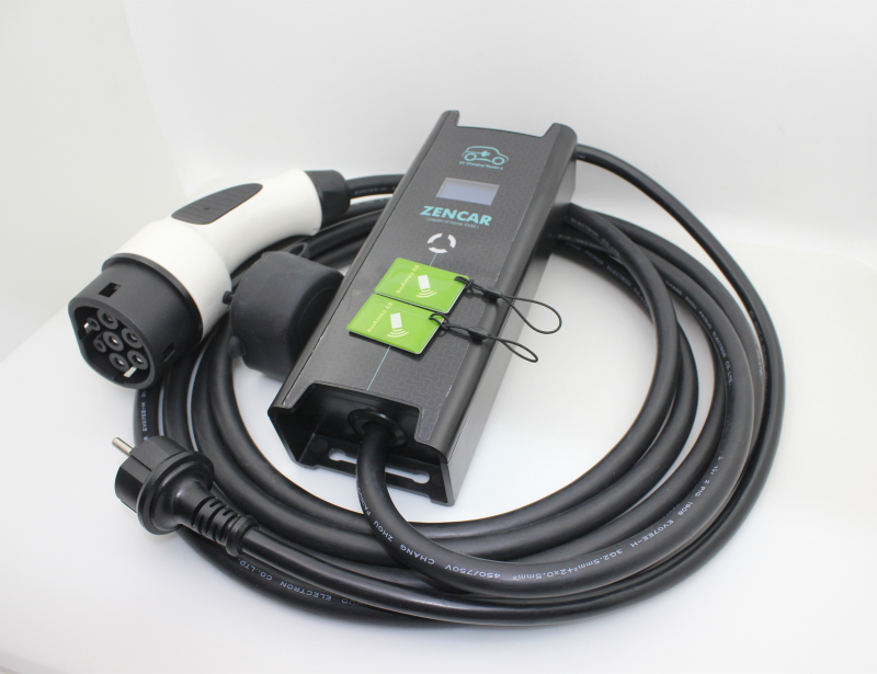 Duosida Zencar Electric Car Charger Ev Evse Level